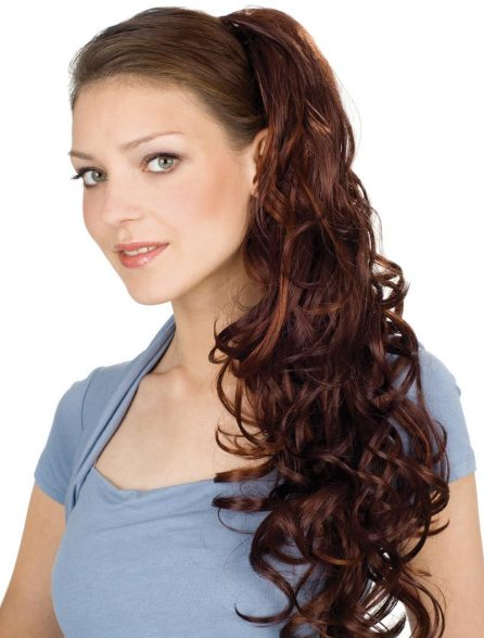 CHIC CLIP CURLY